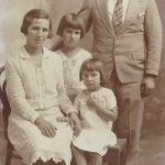 Aurelia and Luigi Tuia_with Ida and Elsie