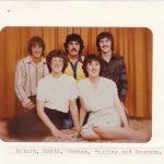 Ida Tuia - Children Robert, Keven, Graham, Shirley and Maureen
