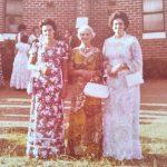 Elsie, Aurelia and Ida
