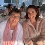 Wendy Betti with daughter Michelle