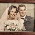 Luigi & Helen Tuia's Wedding Photo